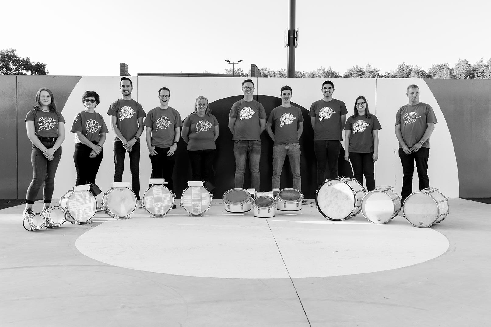 Het verhaal van de drumband in 3 minuten