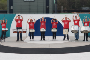 Drumband zoekt vers talent